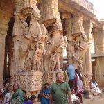 Sculpure-Srirangam temple- MURALITHARAN PHOTO