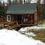 Foto de Josselyn's Getaway Log Cabins