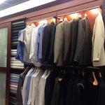 Handling with abundant suits