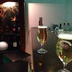 отличное розливное пиво в баре