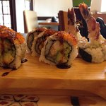 Aji Sushi Foto
