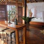 Handmade furniture, luxury bedding