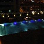 Room 1022 - Facing the pool