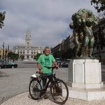 Central Porto, freedom without panniers