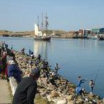 Hvide Sande harbour