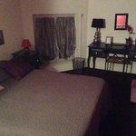 Chambre duplex très sympa