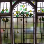 Art Deco Stained Glass Windows
