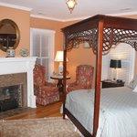 Carolina Lily Room