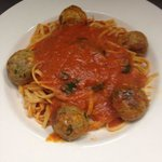 Good Old Fashioned Spaghetti & Meatballs