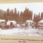 Queensberry Inn back in 1867