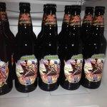 Iron Main Maiden Trooper Ale is always on stock.
