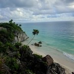 Tulum cliffs
