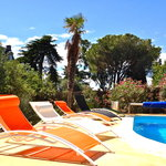 Imagine Roussillon Heated Salt Water Pool