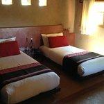 Doppelzimmer mit Twinbeds