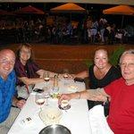 Lovely dinner with family