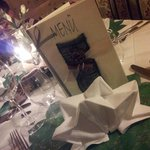 Ogni sera la preparazione della tavola anticipava le delicatessen che ci aspettavano...