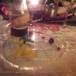 Uno dei favolosi dessert serviti alla sera.....