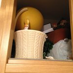 junk in the cupboards