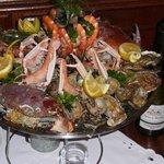 le plateau de fruits de mer pour nous 2
