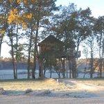 Cabane Domme en hiver