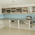 Our kitchen, fully equipped. For us is not only about design, but functionality in spaces