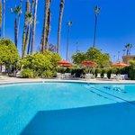 San Diego RV Pool Area