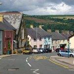 Gilwern village