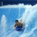 Flowrider fun in Nov!