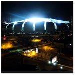 Inauguração da iluminação do Estadio