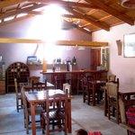 Sala de bienestar/ comedor/ bar