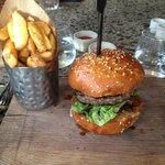 THE burger ...