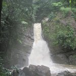 La Mina Waterfalls
