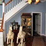 Ivory Parade Horses