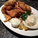 Fish & Chips-50% off Wednesdays and Fridays
