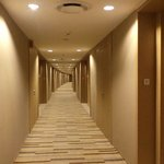 Row of rooms....