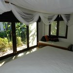 Room 261 -- Pond & Garden View