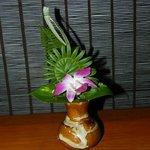 Room 261 -- Welcoming Flower Arrangement