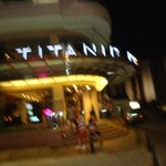 Fachada do Titanic City Hotel
