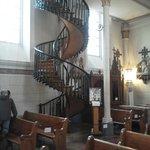 Lorretto Chapel Spiral Staircase