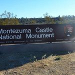 National Monument Sign