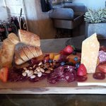 Bon Vivant Meat and Cheese Plate