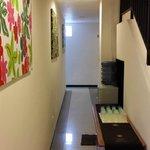 Corridor and Self-Help Drinking Water Dispenser