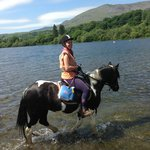A paddle through Coniston Water - Langdale Trail Ride