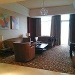 Suit -Living room