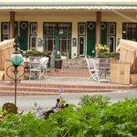 """Terrasse © Hotel & Restaurant """"Am Alten Rhin"""""""