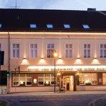 """Außenanlage © Hotel & Restaurant """"Am Alten Rhin"""""""