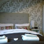Double room with private bath