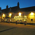 Recruiting Sergeant pub at night