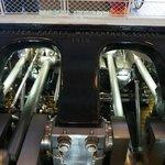 Двигатели теплохода