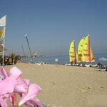 Playa y Escuela de Vela